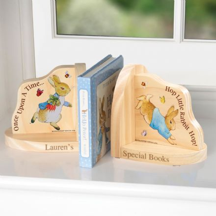 Peter Rabbit Book Ends
